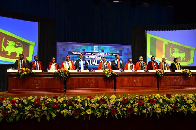 Inauguration of the 108th Sessions