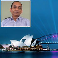 Promoting IESL in the International Arena - Eng. Waruna Kaluarachchi – Vice Chair of the IESL New South Wales Chapter