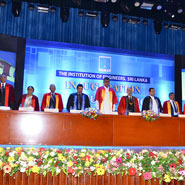 Inauguration of 109th Annual Sessions