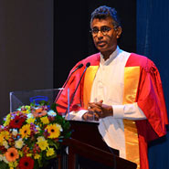 Address by Hon. Minister Patali Champika Ranawaka