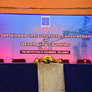 "Annual Seminar on ""Sustainable Infrastructure Construction in Developing Countries"""