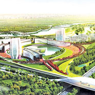 Megapolis and Western Province Development Plans by Eng. Arjuna Manamperi