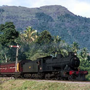 Class B1; The Workhorse of Sri Lankan Steam by Eng. D U L Peeligama