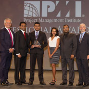 Mobitel Stage VII Network Expansion Project - Winning Project of PMI Award for Project Excellence - 2015 – Asia Pacific Region