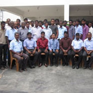 Summary of Plumber training programme