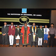 IESL INDUCTION & GRADUATION CEREMONY 2016