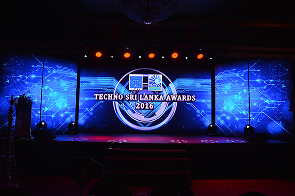 Techno Sri Lanka Awards Ceremony 2016