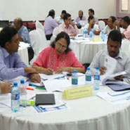 IESL Holds Workshop on 'Curriculum Mapping and Aligning Assessments