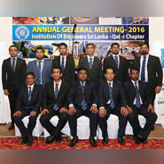 3rd Annual General Meeting of Institution of Engineers Sri Lanka - Qatar Chapter