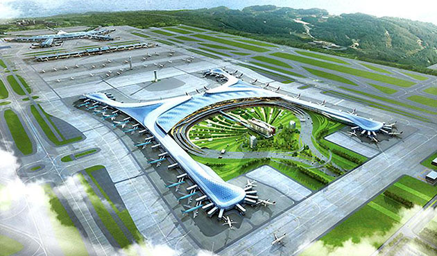 Bandaranaike Airport Expansion Project