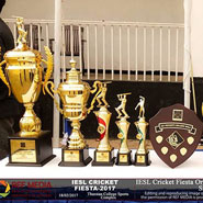 IESL Cricket Fiesta 2017
