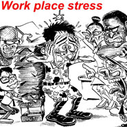 Occupational Stress by Eng. Manoj V.