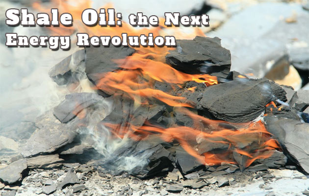 Shale Oil: the Next Energy Revolution