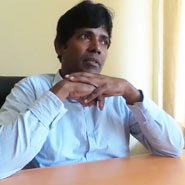 Interview with Eng. Ajith Alwis